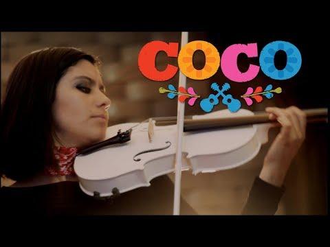 COCO (Recuérdame) ❤  VIOLIN COVER! Martha Psyko