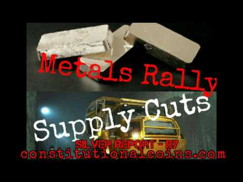 Precious Metals See Heavy Investment 2017! Banned Mining economic collapse news Silver Price