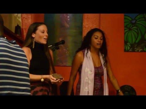 Conscious Culture Cafe Hilo, Hawai'i-Pray to Madam Pele