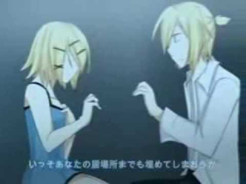 Romeo and Cinderella Rin and Len - italian version
