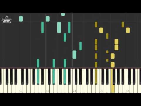PRODUCE 101 | 국민의 아들 - Never Piano Tutorial