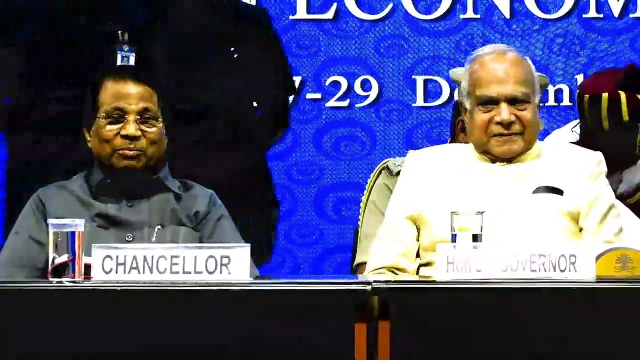 101st Annual Conference of the Indian Economic Association 2018 (IEA)