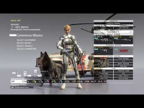Metal Gear solid 5 the phantom pain |