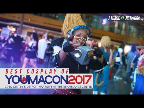 Best Cosplay of Youmacon 2017