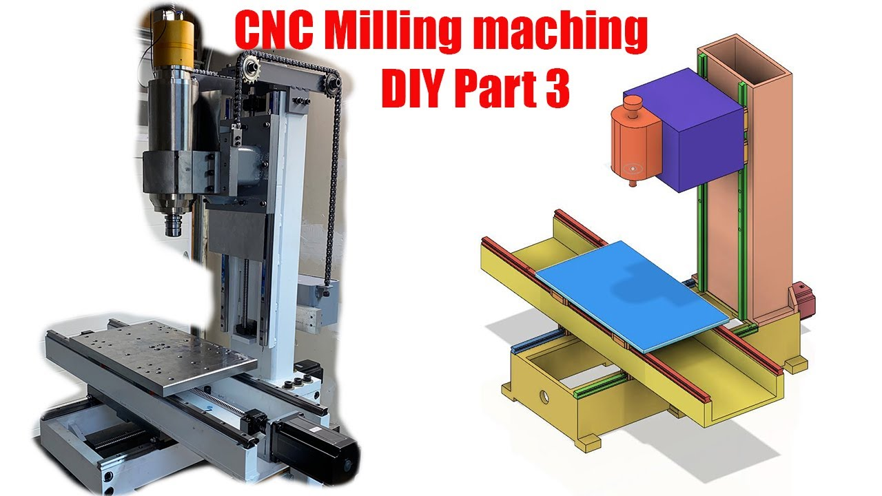 Diy Cnc Build  How To Make Your Own Cnc Machine