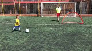 A small boy  Sports Administration and Management