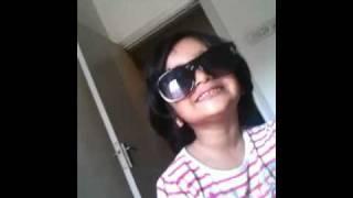 Zainab Raza cute kid chilling 2010