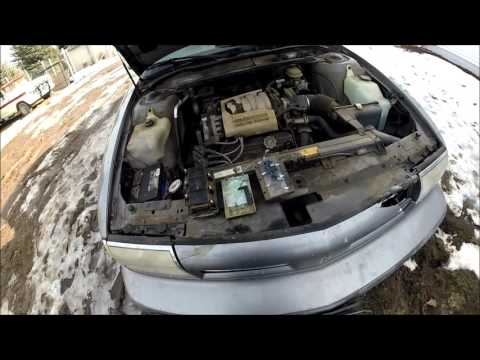 1992 Olds 88 – Coilpack Swap