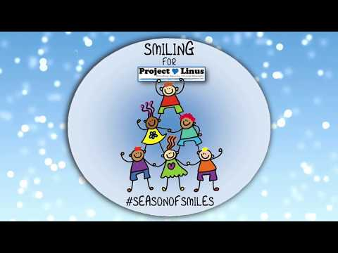 Project Linus Amazon Smile 2 #seasonofsmiles