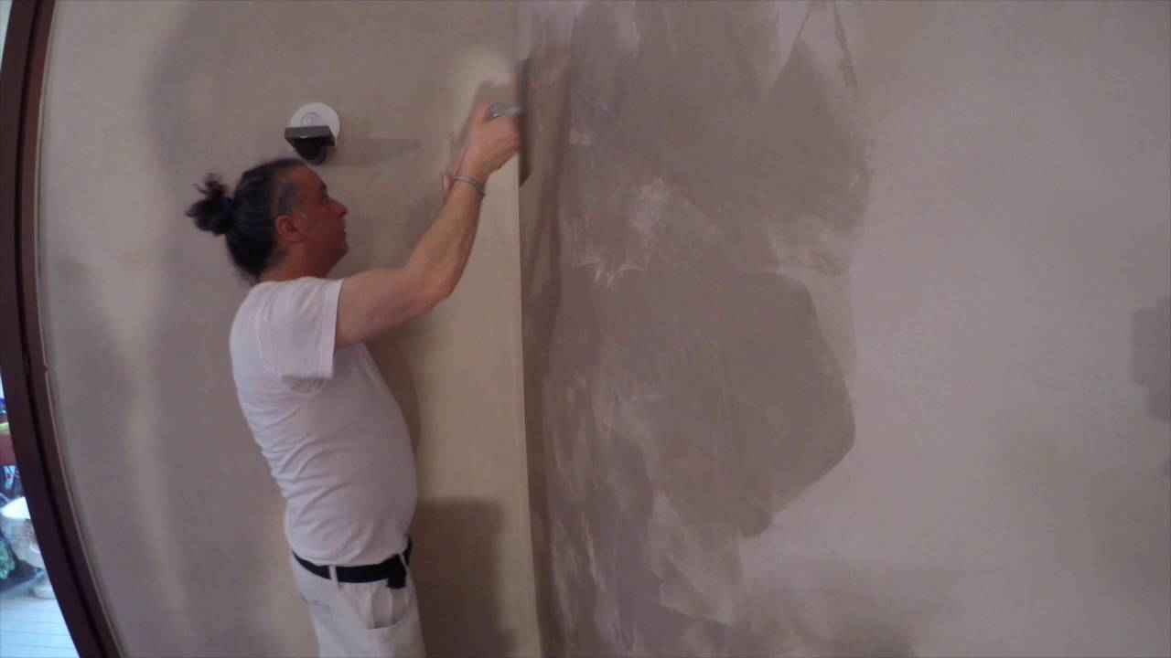 Stucco Veneziano Lucido Youtube