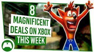 8 MAGNIFICENT New Deals For Your Xbox One