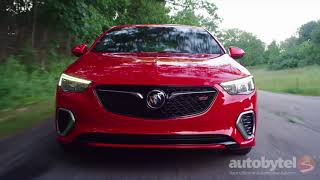 2018 Buick Regal GS AWD Sportback Test Drive Video Review