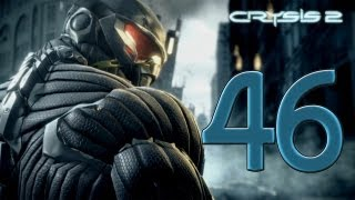 Crysis 2 - Part 46 - SNIPERS! :D - W/Commentary