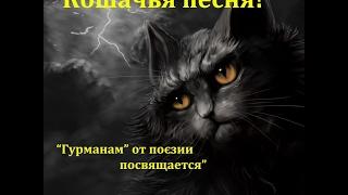 Кошачья (укр). Сволочной кот орет... а что делать?