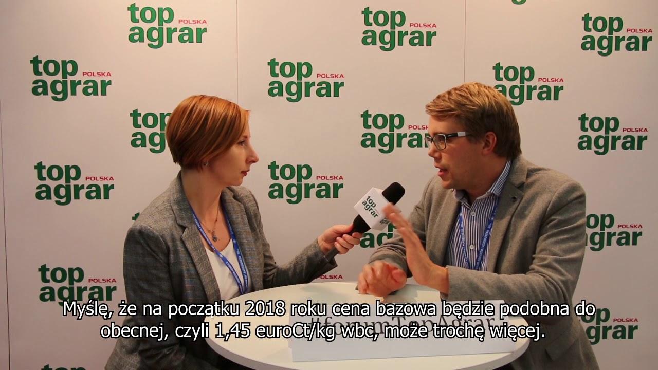 #forumTopAgrar: Prognoza rynkowa – ceny tuczników w Niemczech