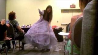 Midwest Haunters Convention-Distressing clothing #3