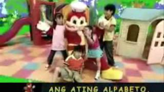Ang Bagong Alpabetong Filipino (edited from Jollibee Video)