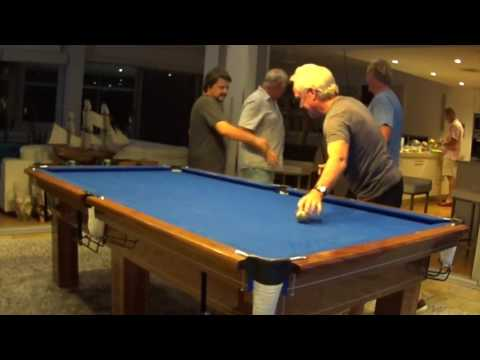 Sovereign Islands - Last Wednesday Night's 8 Ball Pool Tournament