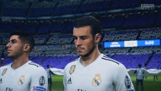 FIFA 19 | Real Madrid VS Juventus | UEFA Champions League Gameplay
