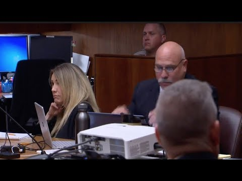 DAY 8: Sabrina Limon Trial