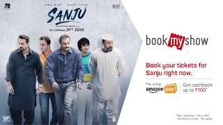 Watch Sanju (2018)   Starring Ranbir Kapoor - Tickets @ BookMyShow