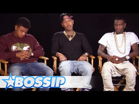 Lil' Fizz Claims His Baby Mama Is Bi-Polar And A THOT | BOSSIP from YouTube · Duration:  2 minutes 27 seconds