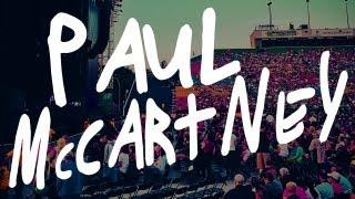 Paul McCartney Concert - Regina, SK 2013