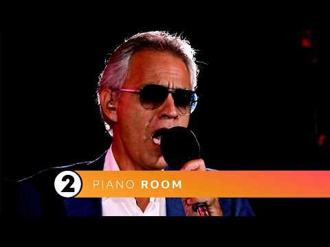 Andrea Bocelli - Time To Say Goodbye (11 октября 2018)