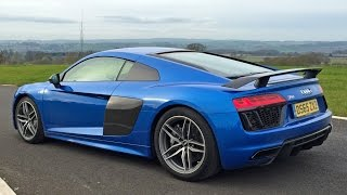 Keys To the NEW Audi R8 V10 Plus