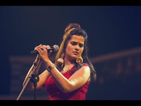 Sona Mohapatra sings Marathi Song   Gagan Sadan   LIVE