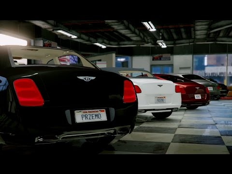 GTA V | BENTLEY DEALER & SERVICE IN GTA 5