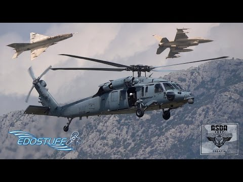 Adriatic Sea Defense & Aerospace - ASDA 2017 - Opening Day HD
