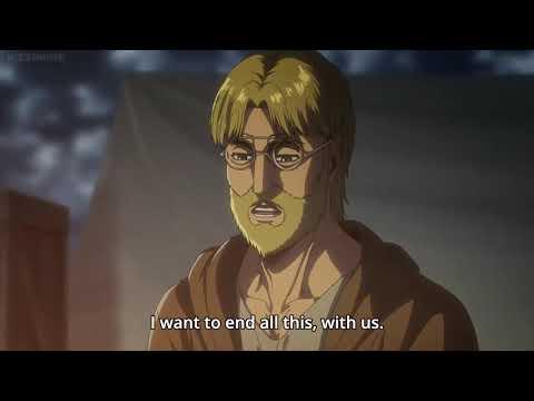War Chief Zeke Appears (Beast Titan) - Attack On Titan Season 3 Episode 15 ENG SUB HD