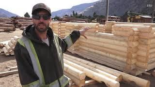 Log Cabin Prestack