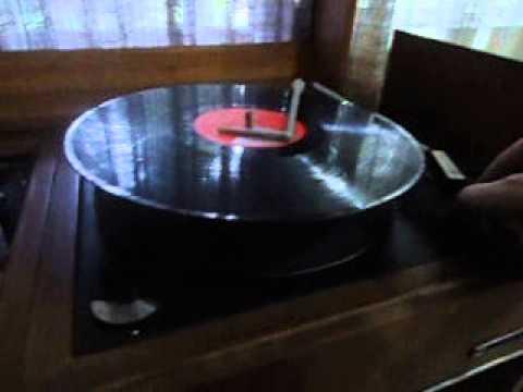 conbinado columbia radio+tocadisco