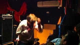 John Maus - Big Dumb Man (Live @ The Grosvenor in London 07.08.2010)