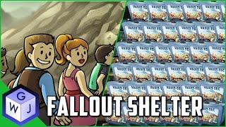 Fallout Shelter 44 Lunch box Opening