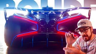 My honest opinion on the BUGATTI BOLIDE - The fastest Bugatti ever made