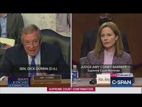 Dick Durbin Gets TOTALLY OWNED When He Uses Gotcha Question On ACB