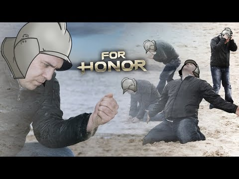 For Honor but it causes anxiety