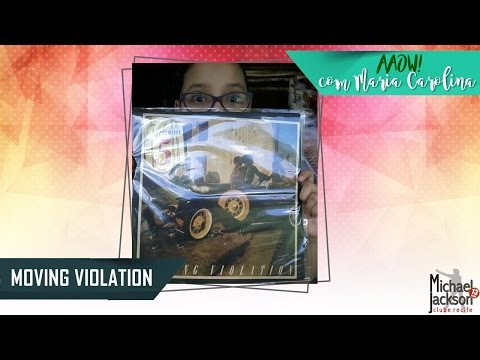 JACKSON 5: MOVING VIOLATION | AAOW! COM MARIA CAROLINA