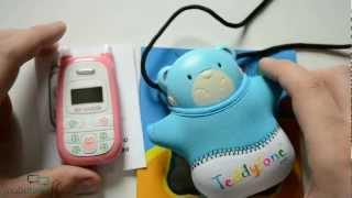 Обзор BB-mobile Guard и Teddyfone, детские телефоны (review)