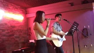 """""""You Are The Reason"""", Performance at Stage Live Music"""