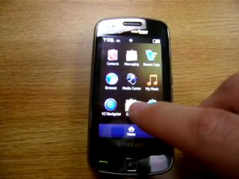 Verizon Samsung Rogue Video Review