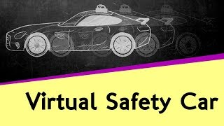 How the Virtual Safety Car works