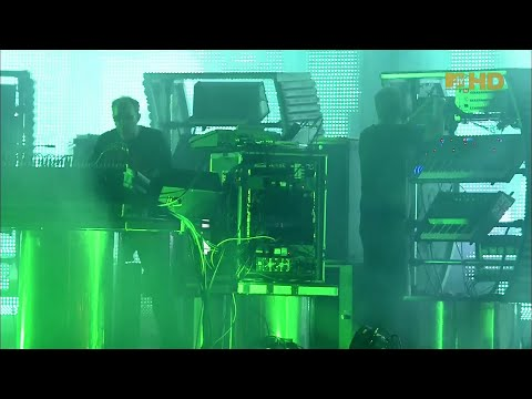 The Chemical Brothers - Live @ Roskilde Festival, 2008