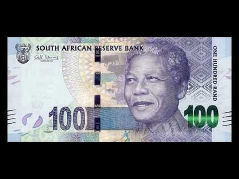All South African Rand Banknotes - 2012 to 2015 in HD