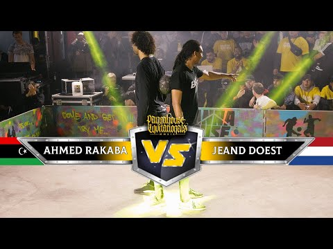 Ahmed Rakaba (LBY) VS Jeand Doest (NED) | FINAL , Panna World Championships 2019