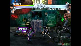 Batman Forever: The Arcade Game - Gameplay PSX / PS1 / PS One / HD 720P (Epsxe)