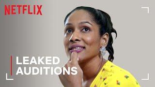 Masaba Gupta Leaked Audition Tape | Masaba Masaba | Netflix India